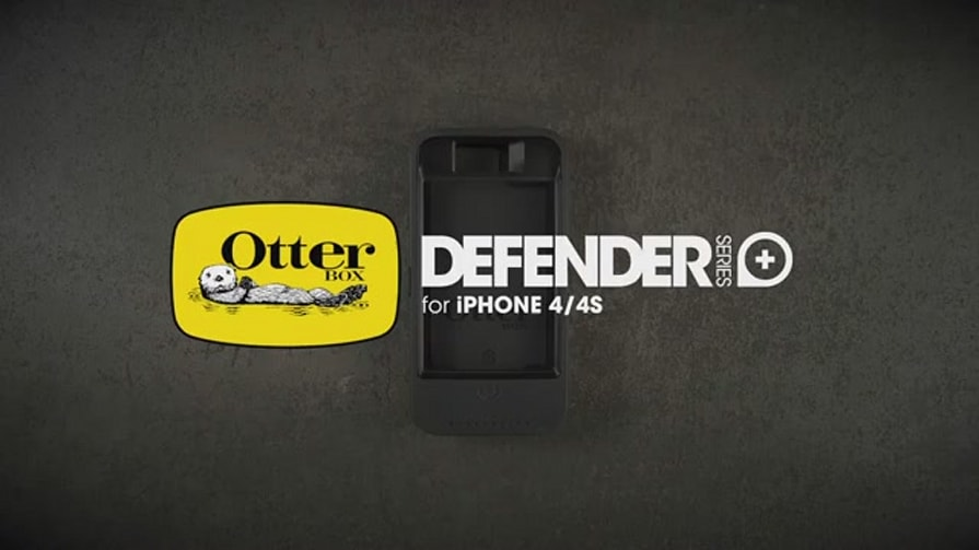 Otterbox Defender Case With ION Intelligence