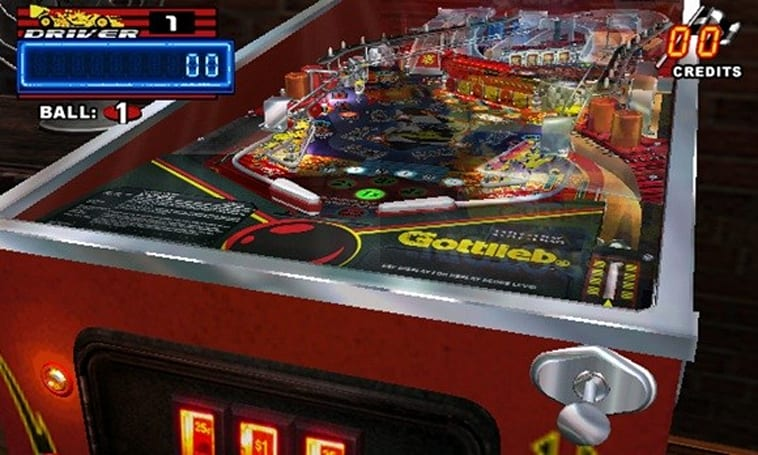 Hands-On: Pinball Hall of Fame: The Gottlieb Collection
