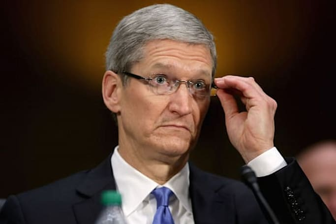 Tim Cook tells shareholders: Apple will not put pure profit over sustainability efforts