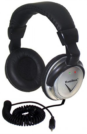 Guardian headphones tattle when the volume gets cranked