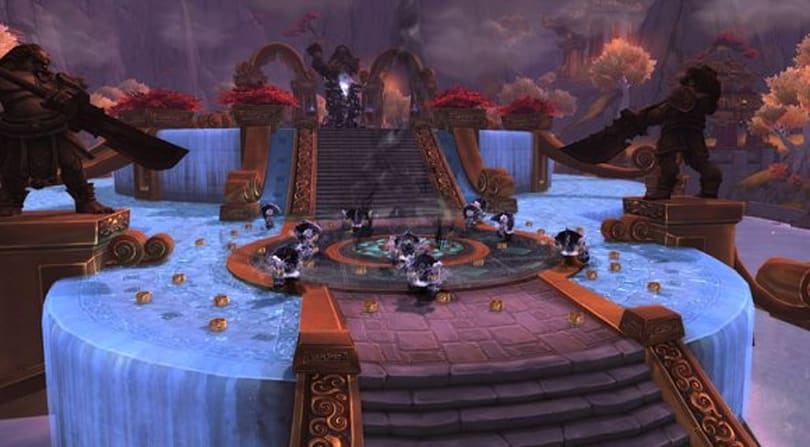 From ding to spring: Fully clearing Mists of Pandaria's endgame raids in 3 weeks or less