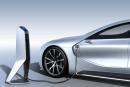 LeEco shows off its LeSee Pro autonomous vehicle in San Francisco