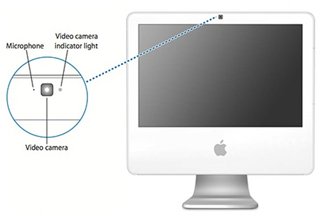 Researchers find a way into MacBook cameras
