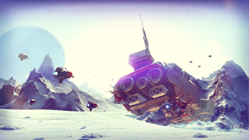 Upcoming 'No Man's Sky' patch will fix most issues