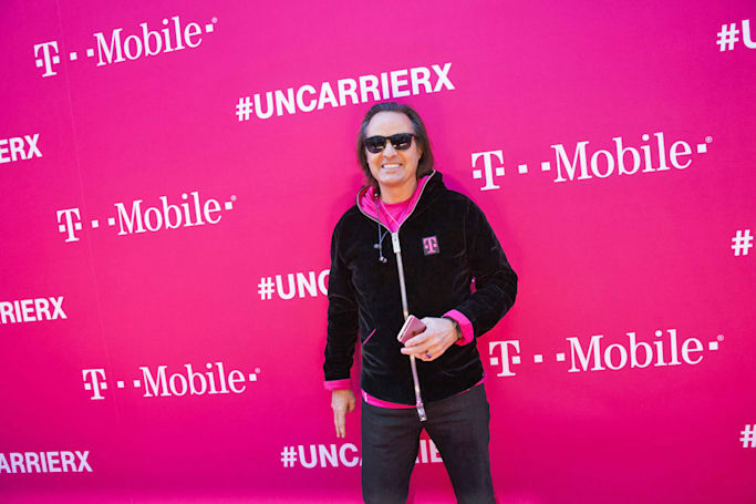 T-Mobile leads the big four in customer satisfaction survey