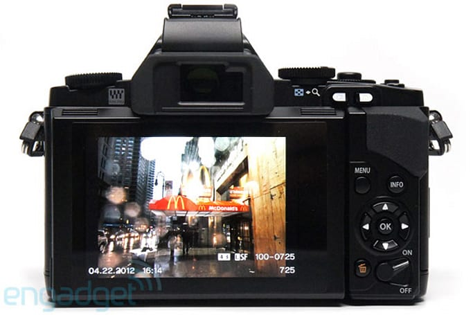 Olympus outs firmware update for OM-D E-M5 camera, sleep mode and AF improvements in tow