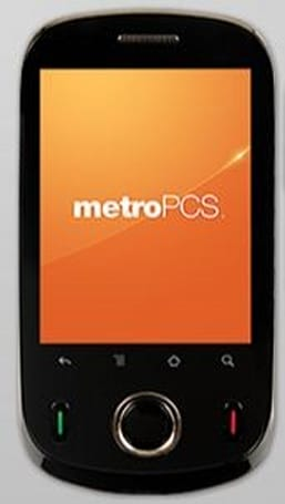 MetroPCS officially intros Huawei M835 Android for $80 sans contract