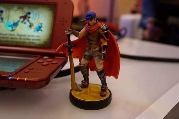 Barring Smash, Code Name: STEAM gets the best Amiibo support so far