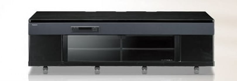 Panasonic brings two more choices to the theater rack market
