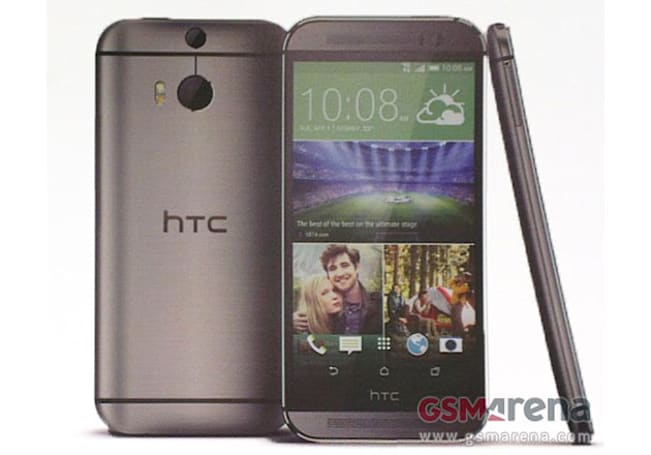 Leaked ad explains why HTC's putting a 'Duo Camera' in its new One