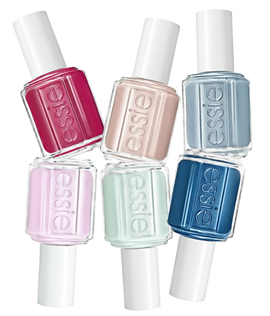 More Essie spring 2014 polishes: Hide & Go Chic