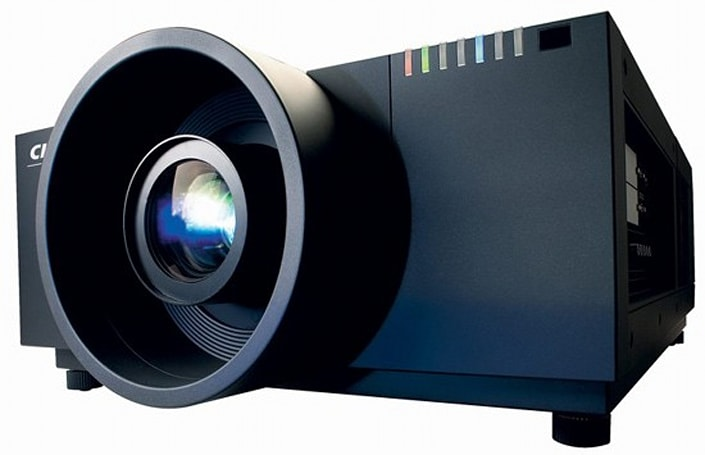 Christie's LW600 3LCD projector touts 6,000 lumens