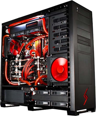 Digital Storm's liquid-chilled gaming PC includes 4.6GHz Core i7-980X, equally chilling price