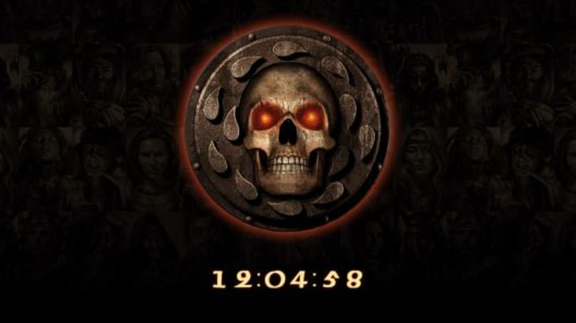 Baldur's Gate teaser site gets a countdown and a soundtrack