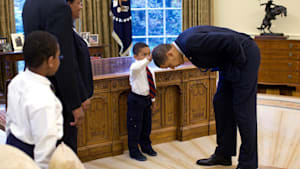 Story Behind One of Obama's Touching Moments