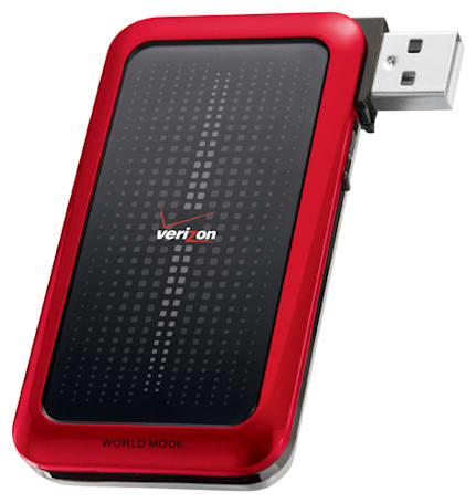 Verizon announces AD3700 global modem from ZTE