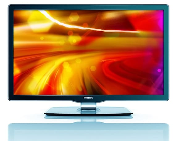 Philips CES 2011 HD lineup: 4000 / 5000 / 6000 series LCDs, Blu-ray players and home theater systems