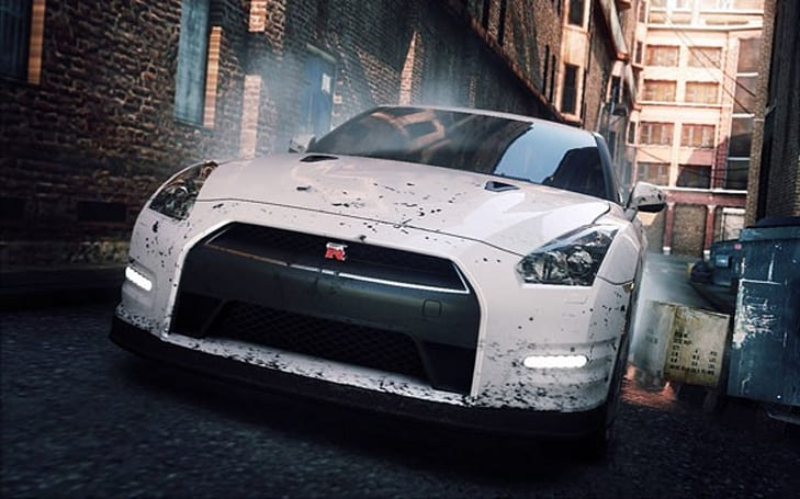 Drive whatever car you fancy in Need for Speed: Most Wanted ... if you can find it, that is