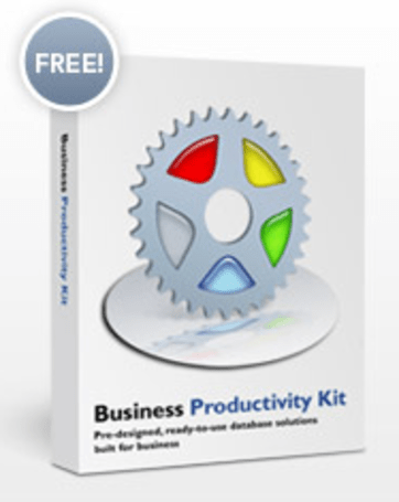 FileMaker releases free business productivity kit, 30-day trial