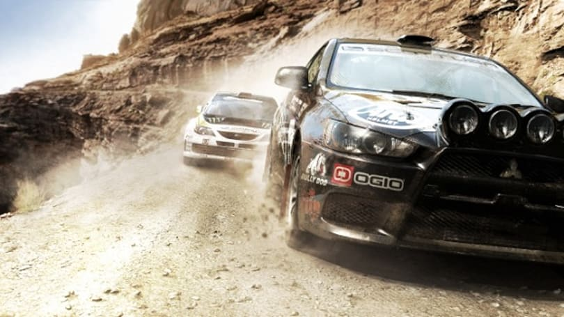 Codemasters VP casually reveals Dirt 3