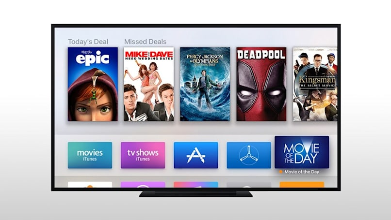 Fox's impulse-buy Movie of the Day app comes to Apple TV