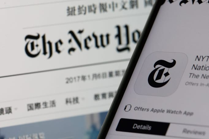 The New York Times bundles Spotify to entice subscribers