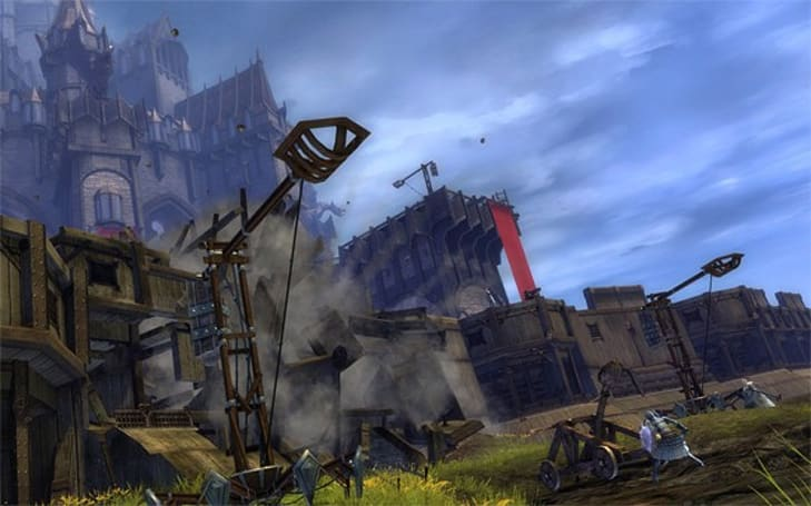 A closer look at Guild Wars 2 world vs. world PvP