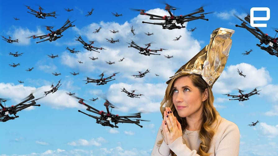 ICYMI: Spy drones can do more than you probably realized