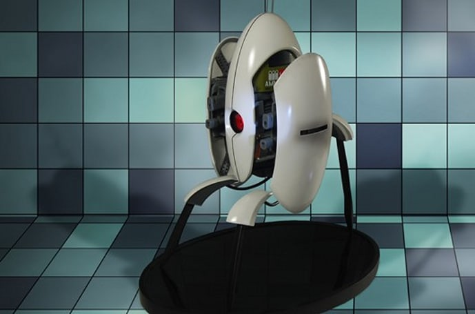 Portal Turret mini replica available later this year, features sound module