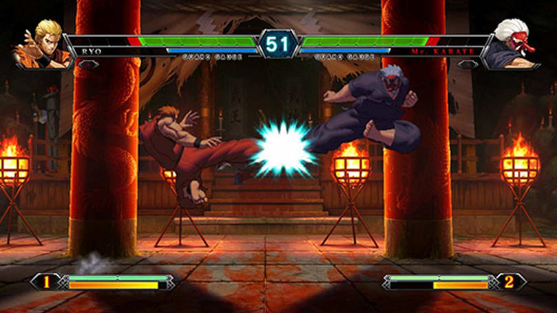 King of Fighters, Recettear headline Steam's anime game sale