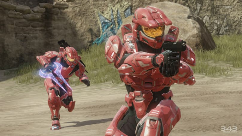Halo 4's Spartan Ops comes to Master Chief Collection