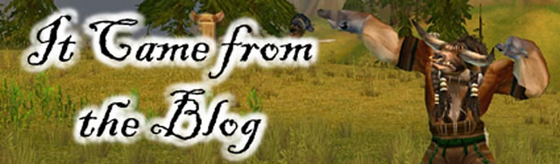 It Came from the Blog: Stampede to Stormwind!