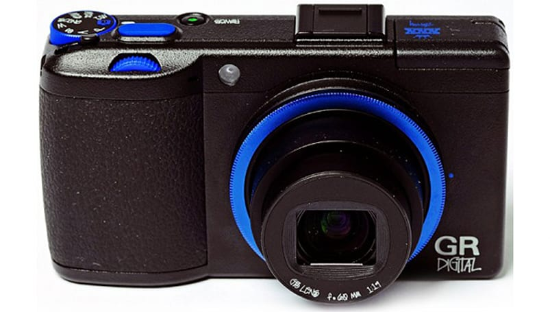 Ricoh GR Digital III adds splash of blue for Stussy Special Edition