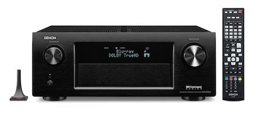 New Denon AV receivers support Apple AirPlay