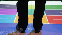 Microsoft is building a foot-controlled infotainment platform