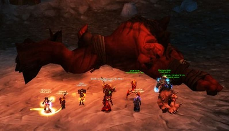 Gruul scaled down to 8-man raid (not really)