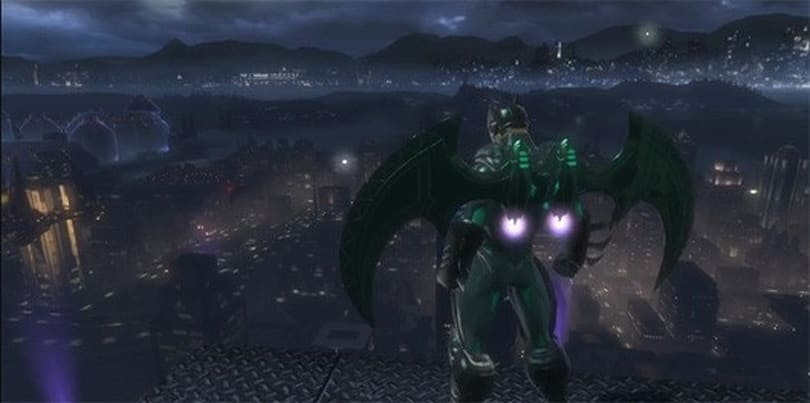 DC Universe Online shows off more iconic armor sets