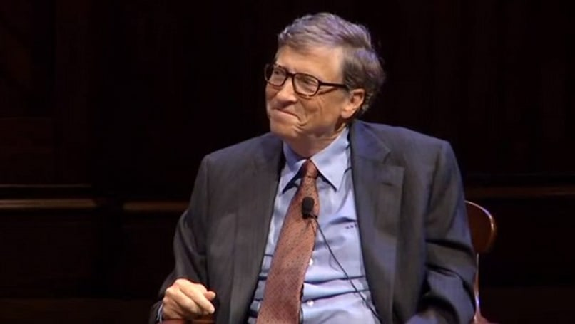 Bill Gates sympathizes with your Windows NT login woes, admits three-button start 'was a mistake'