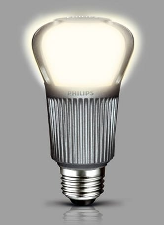 Philips' new LED light bulbs are brighter, more efficient, not cheap