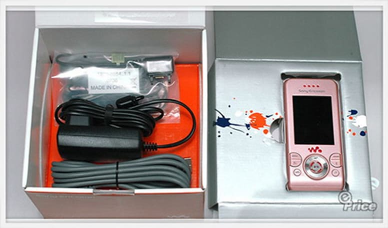 Sony Ericsson's W580i peeped in new Metro Pink flavor