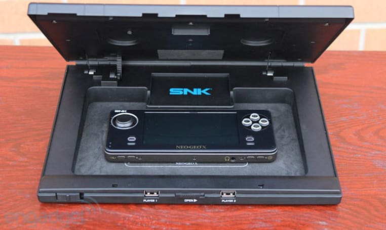 Neo Geo X production allegedly discontinued, additional carts to be released as planned (update)