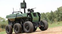 RoBattle is a modular, autonomous combat robot