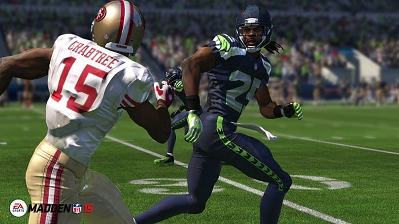 In Madden 15, defense wins championships