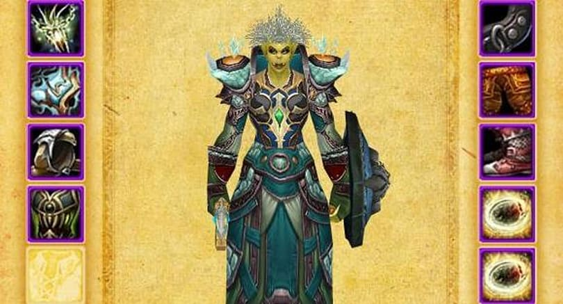 The Colosseum: Jeebeez, restoration shaman of Hyjal