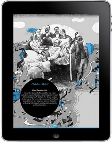 IBM's Think app brings history of innovation to iPad and Android tablets