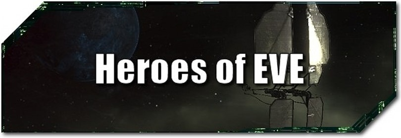 EVE Evolved: Heroes of EVE