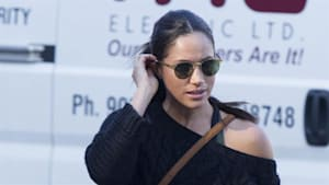 Meghan Markle Is Back in Toronto After a Visit With Harry