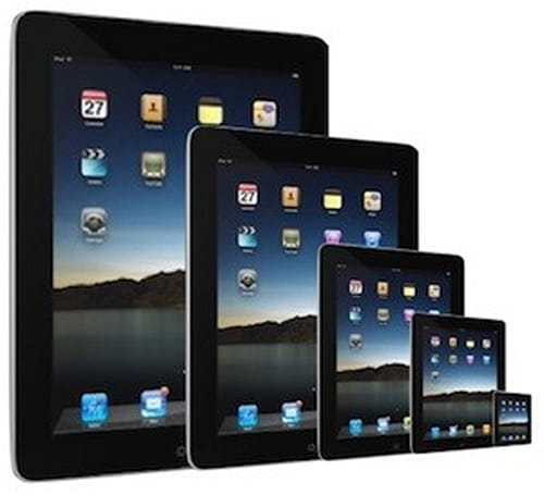 7-inch iPad coming? Loose lips in Shenzen say yes