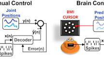 """Monkeys and scientists develop persistent """"plug and play"""" control over brain-to-computer interface"""