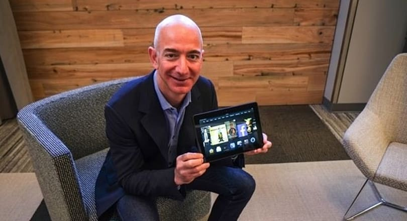 Jeff Bezos gifts Fire Tablet owners six months of access to his newspaper
